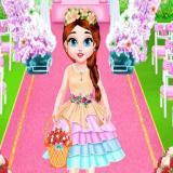 Baby Taylor Düğün Çiçekçi Kız